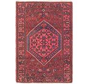 Link to 4' 7 x 6' 8 Zanjan Persian Rug