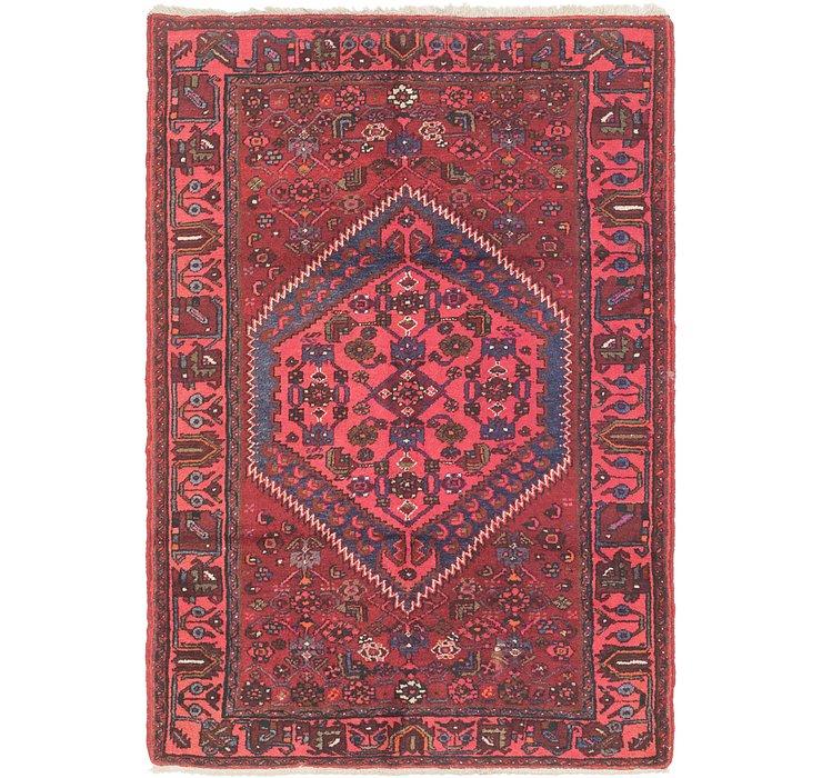 140cm x 203cm Zanjan Persian Rug