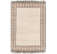 Link to 4' 2 x 6' 2 Shiraz-Gabbeh Persian Rug