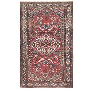 Link to 4' x 6' 8 Hossainabad Persian Rug