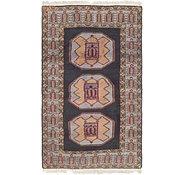Link to 3' 10 x 6' 9 Hamedan Persian Rug
