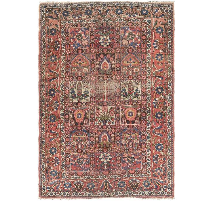 4' 3 x 6' 7 Bakhtiar Persian Rug