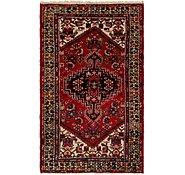 Link to 4' x 6' 6 Hamedan Persian Rug