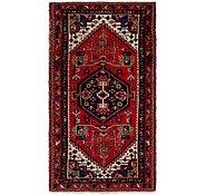 Link to 3' 7 x 6' 9 Hamedan Persian Rug