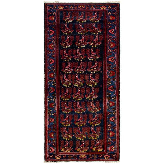 3' 6 x 6' Shahsavand Persian Rug