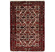 Link to 3' 3 x 4' 9 Hamedan Persian Rug