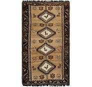 Link to 3' 8 x 6' 6 Shiraz-Gabbeh Persian Rug