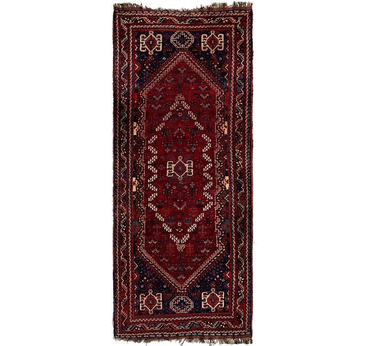 3' 10 x 10' Ghashghaei Persian Runn...