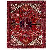 Link to 5' 3 x 6' 7 Hamedan Persian Rug