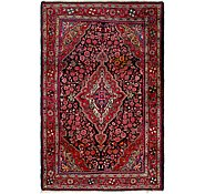 Link to 4' 5 x 7' Shahrbaft Persian Rug