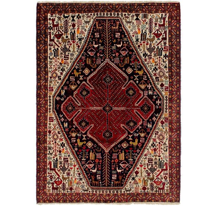 130cm x 183cm Yalameh Persian Rug