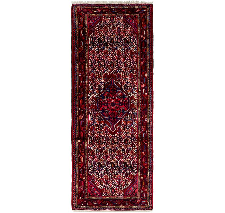 2' 7 x 6' 8 Darjazin Persian Runner...