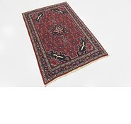 Link to 3' 6 x 5' 3 Ardabil Persian Rug
