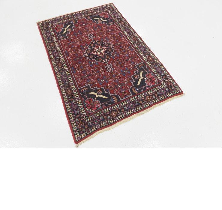 3' 6 x 5' 3 Ardabil Persian Rug