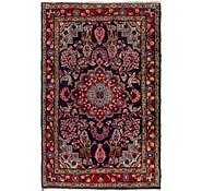 Link to 4' 3 x 6' 9 Farahan Persian Rug