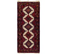 Link to 2' 7 x 6' 4 Chenar Persian Runner Rug