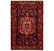 Link to 3' 4 x 5' 4 Nahavand Persian Rug