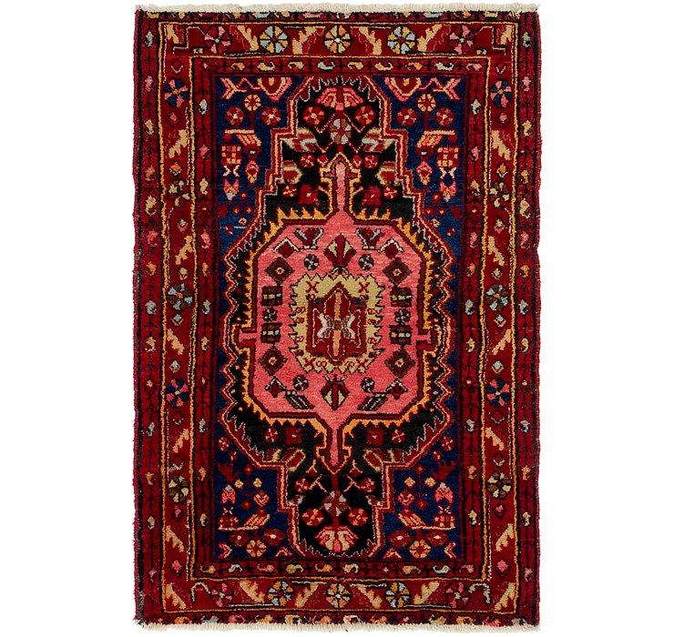 3' 4 x 5' 4 Nahavand Persian Rug