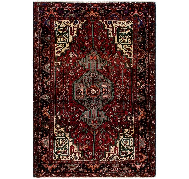 4' 4 x 6' 3 Darjazin Persian Rug