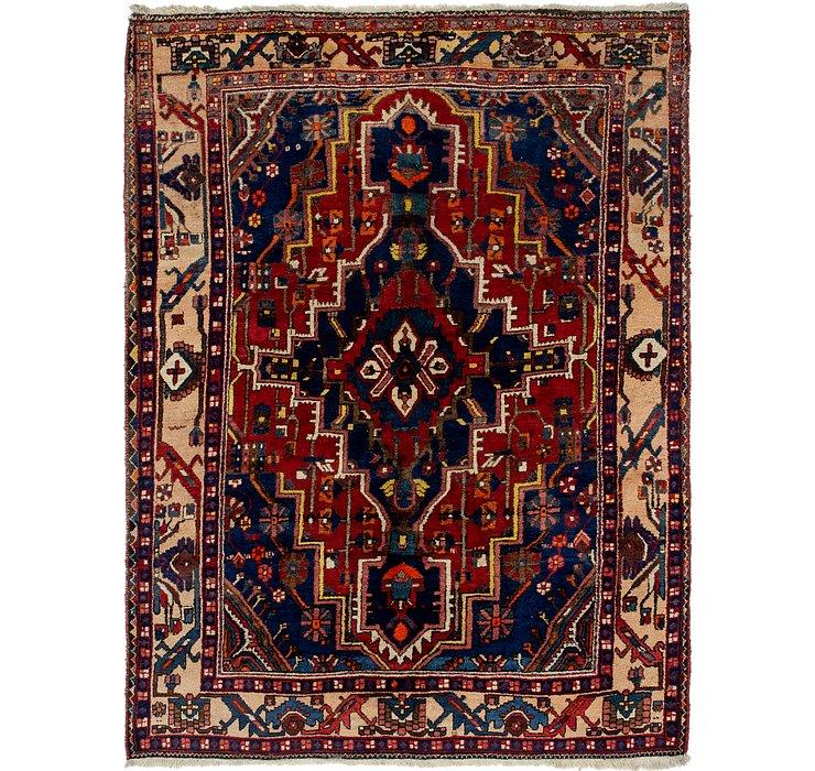 5' 2 x 7' 2 Bakhtiari Persian Rug