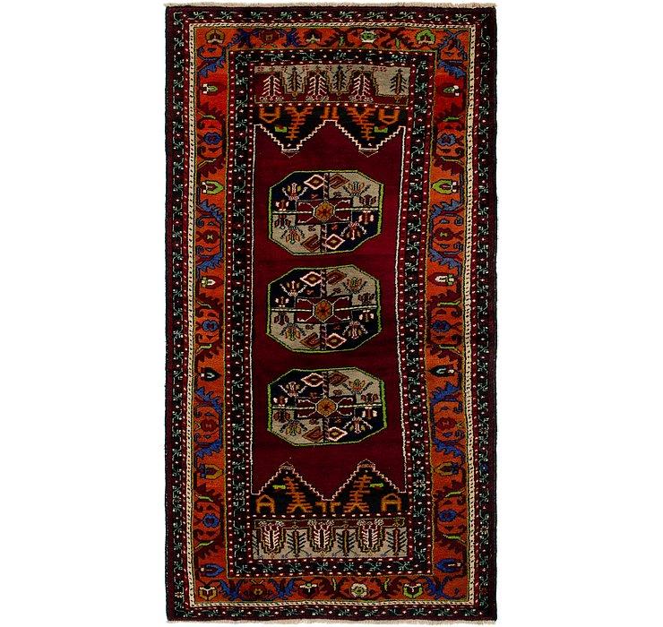 122cm x 235cm Anatolian Runner Rug