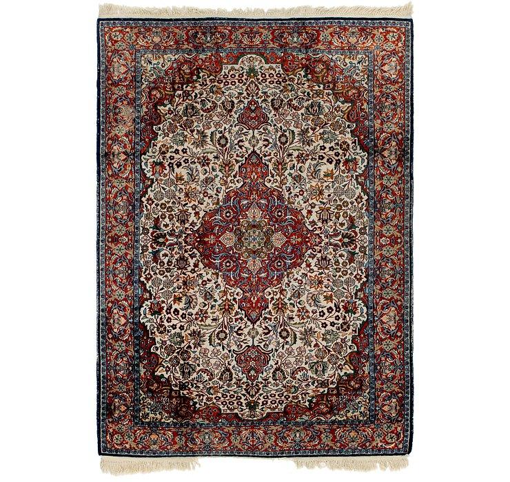 4' x 6' Kashmir Oriental Rug