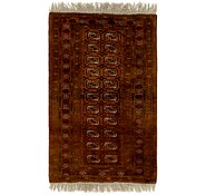 Link to 3' 6 x 8' Bokhara Runner Rug