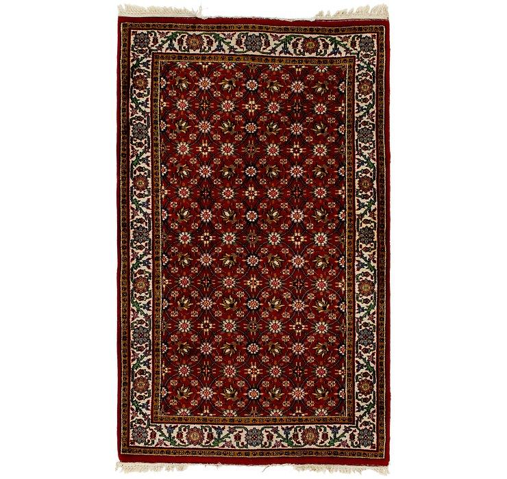 3' 2 x 5' 3 Bidjar Persian Rug