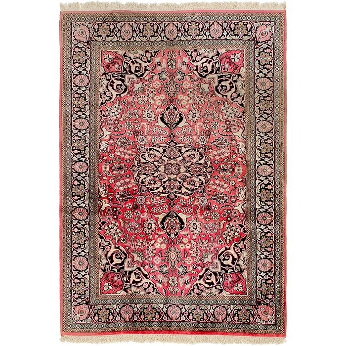 4' 10 x 7' 2 Kashmir Oriental Rug