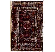 Link to 2' 5 x 4' Sirjan Persian Runner Rug