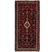 Link to 2' 6 x 5' 3 Darjazin Persian Rug