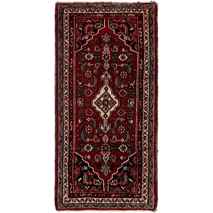 2' 6 x 5' 3 Darjazin Persian Rug