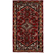 Link to 2' 3 x 3' 9 Hossainabad Persian Rug