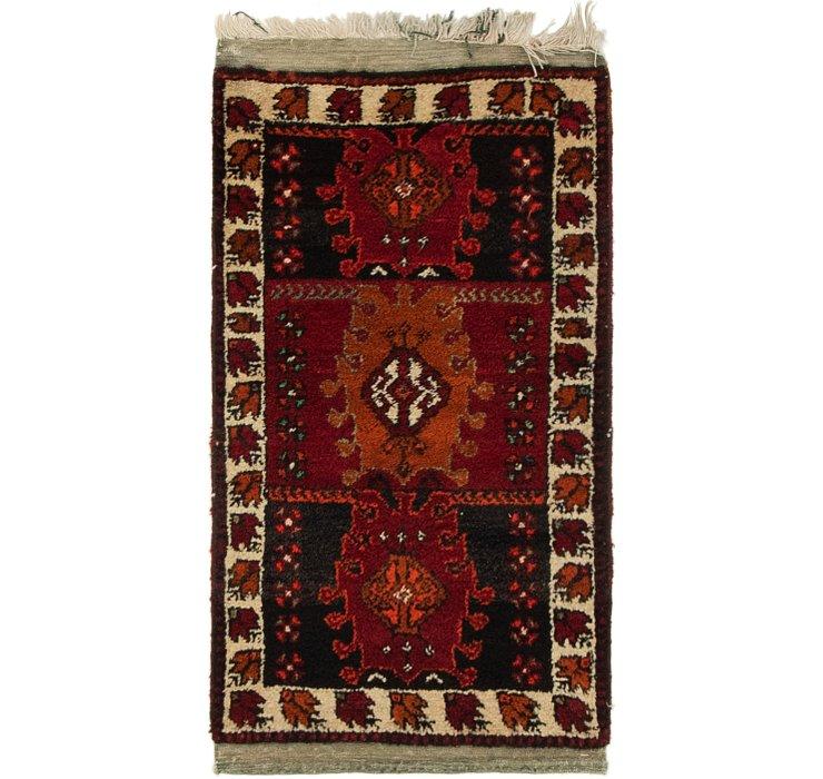 1' 10 x 3' 5 Anatolian Rug