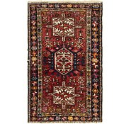 Link to 2' 7 x 4' 3 Gharajeh Persian Rug
