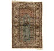 Link to 2' 10 x 4' 4 Kashmir Oriental Rug