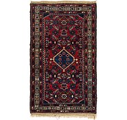 Link to 2' 5 x 4' 4 Hamedan Persian Rug