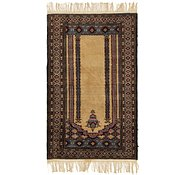 Link to 2' 7 x 4' Lahour Oriental Rug