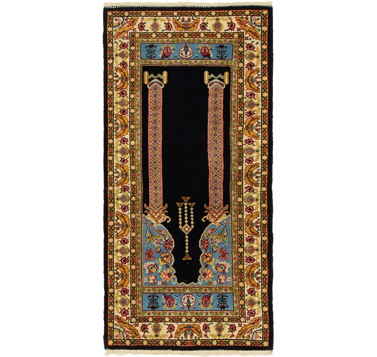 2' 4 x 4' 8 Lahour Rug