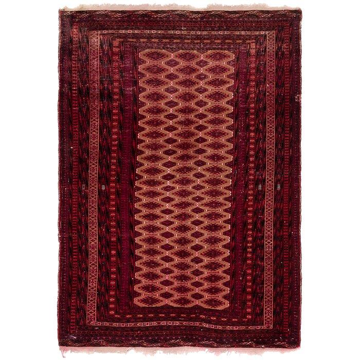3' 10 x 5' 8 Bokhara Oriental Rug