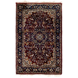 Link to 2' x 3' 3 Isfahan Oriental Rug item page