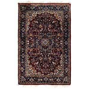 2' x 3' 3 Isfahan Oriental Rug