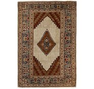 Link to 2' 10 x 4' 5 Tabriz Oriental Rug