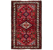 Link to 2' 9 x 4' 6 Hossainabad Persian Rug