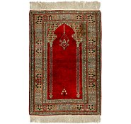 Link to 90cm x 132cm Lahour Oriental Rug
