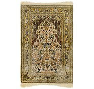 Link to 2' 6 x 4' 2 Kashmir Oriental Rug