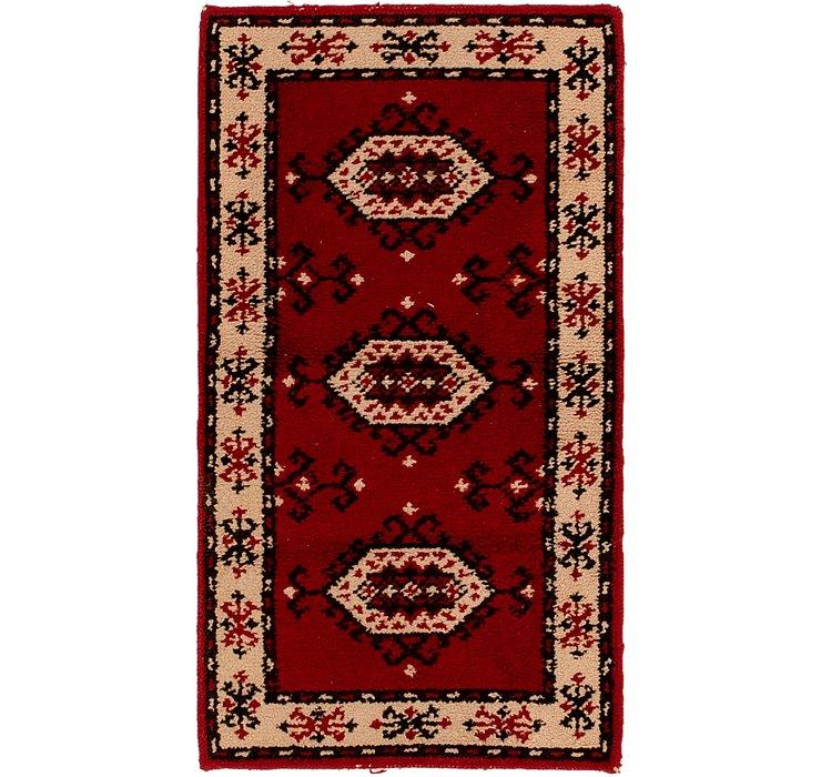 2' 7 x 4' 8 Moroccan Rug