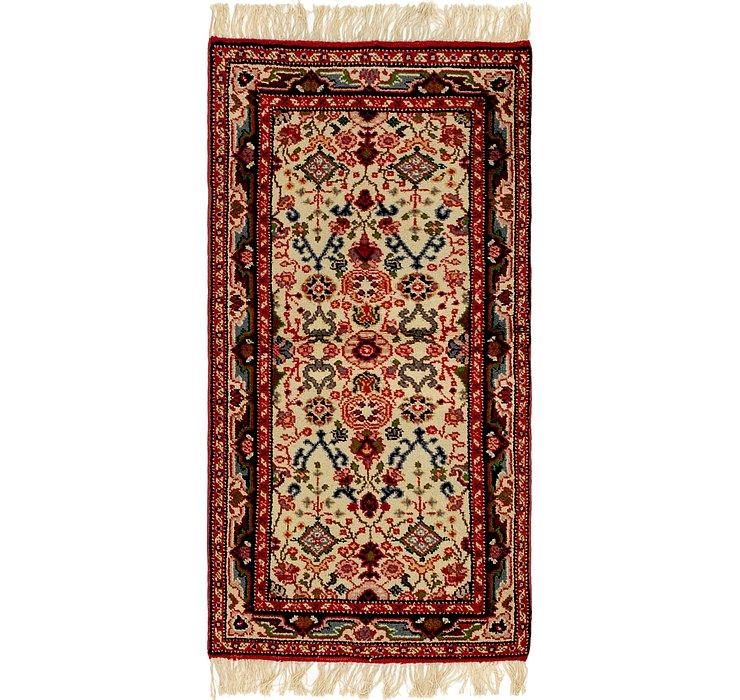 80cm x 163cm Anatolian Rug