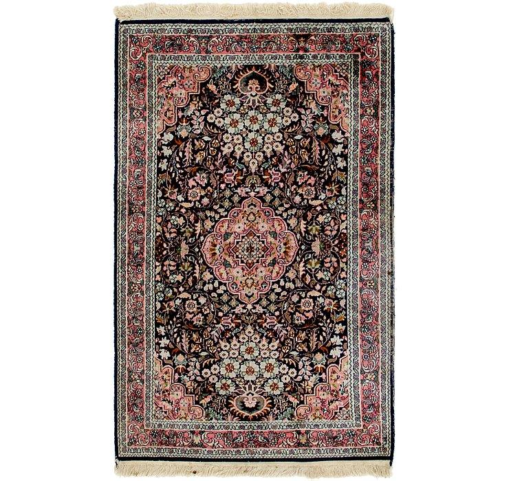 85cm x 137cm Kashmir Oriental Rug