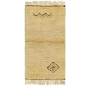 Link to 2' 6 x 4' 9 Moroccan Rug